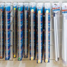Βελόνες πλεξίματος (Single-pointed-knitting-pins) No 3.0-25mm - Prym