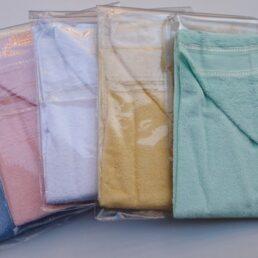 Πετσέτες, μπουρνουζάκια με φάσα για κέντημα